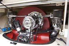 Motor Kombi, Bus Engine, Vw Super Beetle, Bus Interior, Combi Vw, Mini Bus, Volkswagen Bus, Vw T1, Boxer