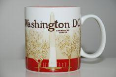 STARBUCKS Washington DC   Collector Series