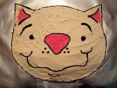 Binoo Cake