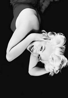 Love, Norma Jeane - Marilyn Monroe photographed by Milton Greene, 1957