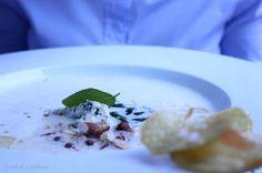 """Cook & Celebrate: """"KUKBUKOWY""""  krem z cebuli z szałwią oraz domowe c..."""