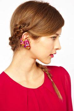 Trend Spring 2013: ¡Di sí a los ear cuffs!