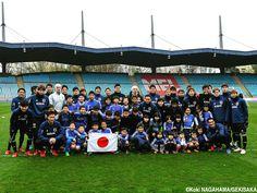 ハリルJがパリ近郊の子供たちと記念撮影&ファンサービス  #日本代表 #daihyo #samuraiblue #フランス #soccer #football #サッカー #ゲキサカ #gekisaka