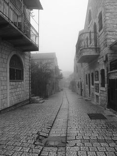 Photograph of Tzfat, Israel