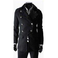 Mens Outstanding Overcoat - Jeanz T
