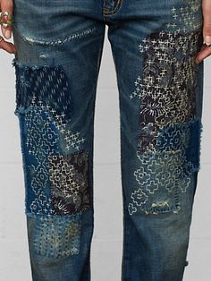 Teru Boyfriend Jean - Straight-Leg Denim - Ralph Lauren UK