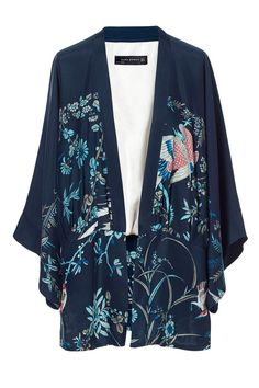 Kimono from ZARA-Great substitute for a cardigan