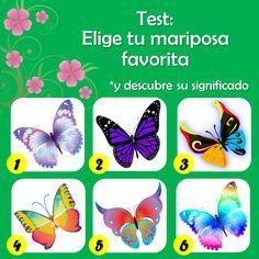 TU SALUD: El test de las mariposas.