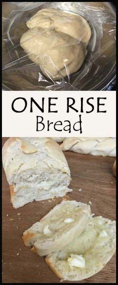 Alicia's Rise Once Bread | Little Delights