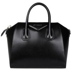 Givenchy Antigona small patent leather bag
