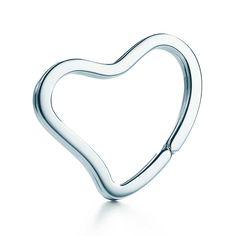 Elsa Peretti®: Llavero Open Heart