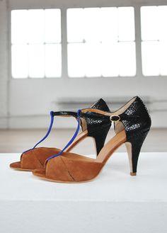 Sézane / Morgane Sézalory Salomés - Salomés - http://www.sezane.com/ #frenchbrand #sandals #heels