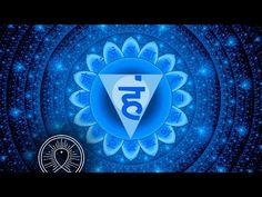 Binaural Beat Sleep Meditation: Throat Chakra VISHUDDHA Opening, Positive Energy Healing - YouTube