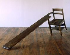 School chair by Mark Shunney