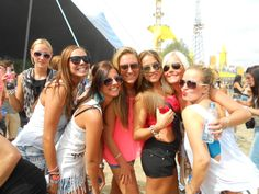 Festival and friends