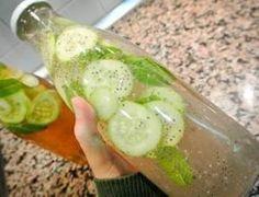 Uma bebida caseira simples para perder barriga que está fazendo muito sucesso! - Ideal Receitas