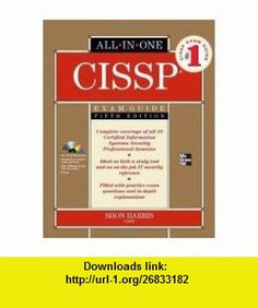CISSP All-in-One Exam Guide 5th (fifth) edition Text Only Shon Harris ,   ,  , ASIN: B005GLN3T8 , tutorials , pdf , ebook , torrent , downloads , rapidshare , filesonic , hotfile , megaupload , fileserve