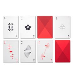 Graphic designer Clara von Zweigbergk has updated the classic playing card with new graphic icons for HAY. This original deck of cards makes an excellent gift, or keep it for yourself. Cool Playing Cards, Six Of Crows, Design Graphique, Nordic Design, Deck Of Cards, Card Deck, Groomsman Gifts, Game Design, Card Games