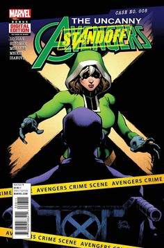 A STANDOFF tie-in! • It only took 8 issues, but the Uncanny Avengers have lost their minds. • To escape a trap, one Avenger is willing to make the ultimate sacrifice. • The Wrecker returns! AND SO DOE