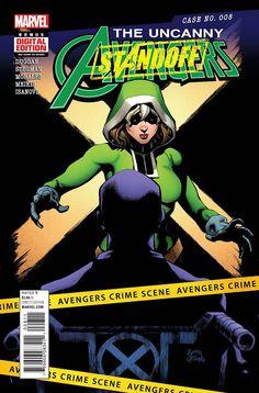 Uncanny Avengers (2015) Issue #8