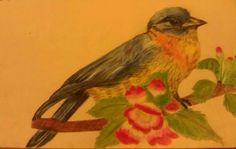 My bird art