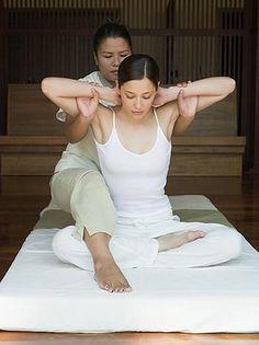 I truly love thai massage! It's also affordable for most people to routinely do... well worth it!