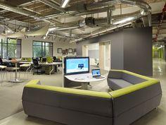 Design Blitz - Project - Skype HQ
