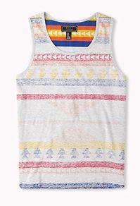 Heathered Reverse Ganado Tank #Festival2013 #21Men #Summer