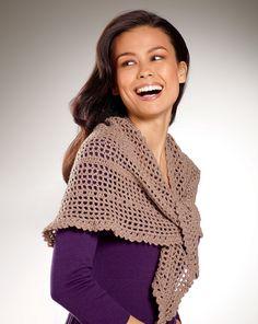 New Years Shawl Pattern (Crochet)