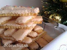 Fotorecept: Citrónové tyčinky - Super-rýchle, netradičné a prudko jedlé pečivko :-)