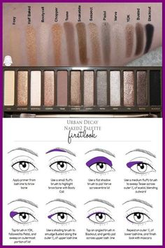 Urban Decay Naked 2 Palette First Look