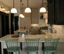 Church Rectory  Kitchen  TraditionalNeoclassical by Alan Design Studio