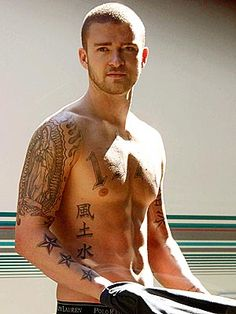 Justin Timberlake- one of my favorites:)