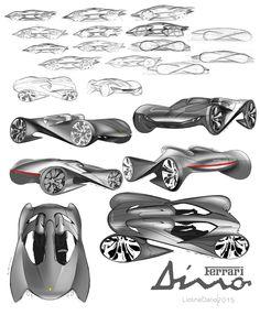 liotinedario:  -Ferrari Dino, W.I.P., alias coming soon.