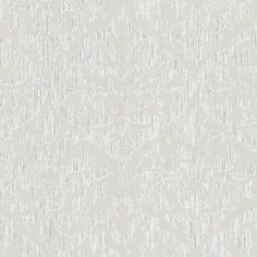 "Brewster Home Fashions Sparkle Sumatra 33' x 20.5"" Damask 3D Embossed Wallpaper Color: Pewter"