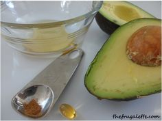 Mask for healthier, more flawless skin. 1 Avocado, 1 vit E Softgel, 1 tbs Honey, cayenne. Mash together, leave on face for 20-30 min.