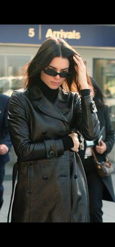 Polo Neck, Leather Jacket, Leather Coats, Jackets, Fashion, Studded Leather Jacket, Down Jackets, Moda, Leather Jackets