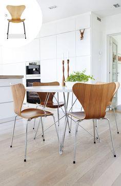 5 sillas/iconos del diseño para cualquier ambiente