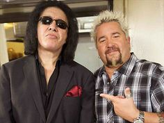 Triple-D Special Guests - Relive some of the best moments with some of Guy Fieri's buddies.