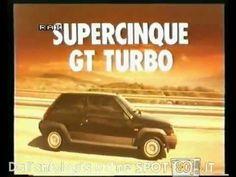 Spot Renault Supercinque GT Turbo (1985)