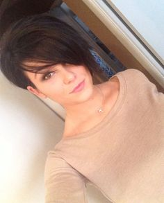 New Stylish Short Hairstyles 2015 – 2016