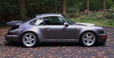 CLASSIC GARAGE: 1994 Porsche 964 Turbo 3.6 | Essential Style for Men.