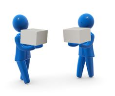 Shoot The Link To Know, How Does a #Courier Service Work?