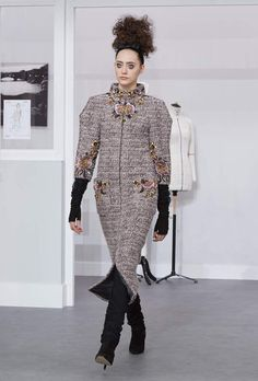 Fall-Winter 2016/17 Haute Couture - Look 14 - CHANEL