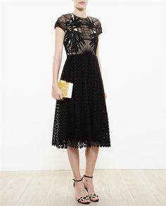 ERDEM Guipure Lace Shirly Dress
