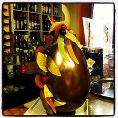 Uovo Pasquale @ Al D. Caffè & Ristorante