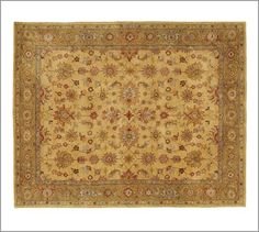 I've shopped so many rugs, and I keep coming back to this one. I think I'm destined to own it.