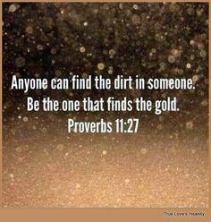 Proverbs 11:27