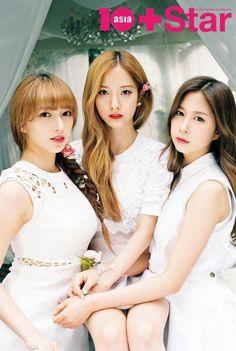 Cosmic Girls (WJSN) is Featured in 10+ Star Magazine | Koogle TV