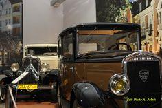 Prezentacja pojazdów zabytkowych, cywilnych i militarnych